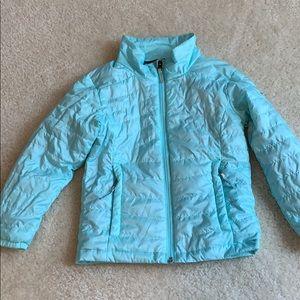Columbia omni heat girls puffer jacket